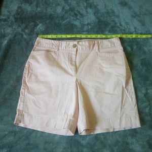 Land's End pink size 10 shorts